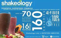 Info about shakeology.  www.shakeology.com/andreahicks