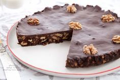 """Refika'dan """"Pişmeyen Çikolatalı Tart"""" Tarifi - Refika'nın MutfağıRefika'nın Mutfağı"""