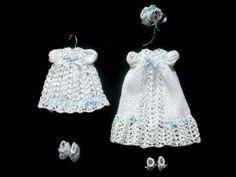 vestido en miniatura
