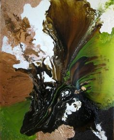 Abstract Original Painting 24x30