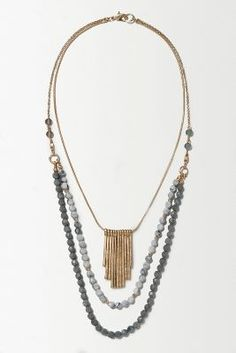 Nightfall Layer Necklace