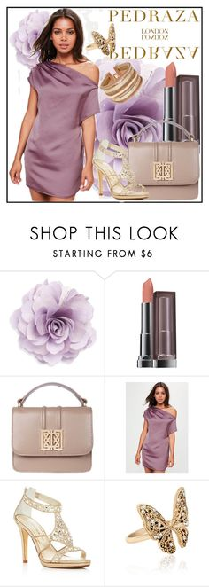"""""""Pedraza"""" by merima-mrahorovic ❤ liked on Polyvore featuring Cara, Maybelline, Missguided, Caparros, Accessorize, INC International Concepts, PedrazaLondon and Pedraza"""