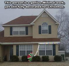 The grinch Christmas lights