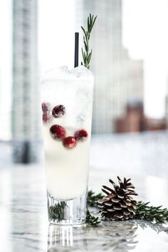 Best Christmas Cocktails 2018 - Festive Drink Recipes for Holiday Parties From seasonal martinis to eggnog, these are the hands-down best festive cocktail recipes. Winter Cocktails, Best Christmas Cocktails, Christmas Martini, Christmas Cocktail Party, Christmas Drinks Alcohol, Holiday Cocktails, Fun Drinks, Yummy Drinks, Gourmet