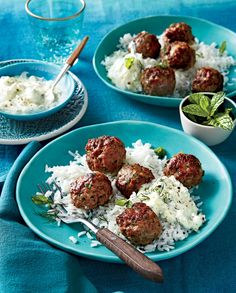 Greek Meatballs with