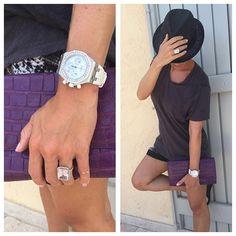 AP summer! #ap #audemarspiguet #audemars #piguet #experience #watch #luxury #ap_gallery #platinum #chronograph #exceptional #gold #offshore #diamond #chrono #tourbillon #bezel #handmade #crystal #woman#traditional#horology #timepiece #gentleman #female #royaloak #impression #pattern by watches_diamonds