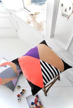 Bang Bang Copenhagen Harlequin Stripe   Scandinavian Minimall