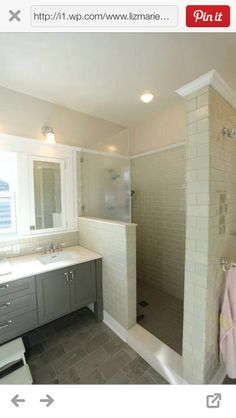 Great bathroom / shower design