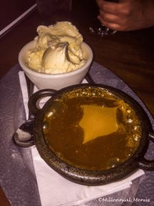 Sticky Toffee Pudding From Cornish Pasty Co. Las Vegas