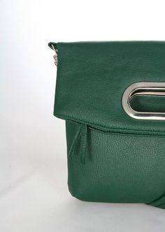 Kabelky - Elen zelená
