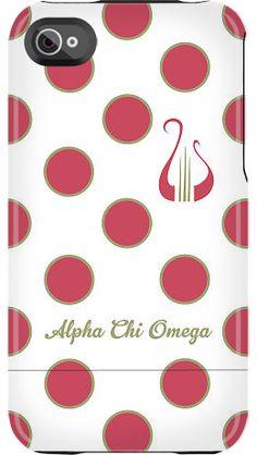 Alpha Chi Omega Dots