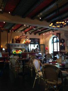 Interior view of the restaurant, Prado at Balboa Park  |  1549 El Prado, San Diego, CA
