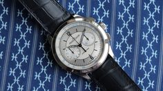 Watch of the Week: Jaeger LeCoultre Master Chronograph