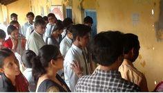 National Education Day Celebration 2014 at Indira Nagar Sushanhata Sishu Vikash Seba Prakalpa