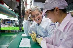 Apple annuncia notevoli progressi in Cina per la sostenibilità
