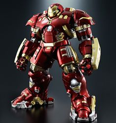 Bandai's Figuarts Hulkbuster Is Insanely Awesome