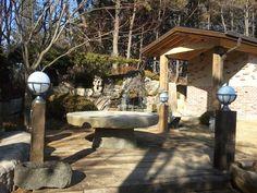 잘꾸민 정원의 아름다운 조화된 산아래 전원주택 - Daum 부동산 Gazebo, Pergola, Gaia, Outdoor Structures, House, Kiosk, Home, Haus, Pavilion