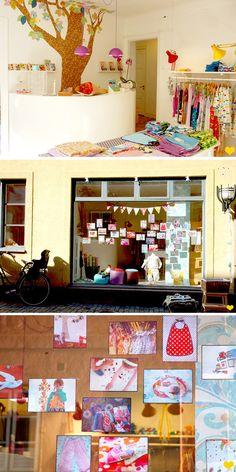 パリやNYの雑貨屋さんでおしゃれなディスプレイを学ぶ45 の画像|賃貸マンションで海外インテリア風を目指すDIY・ハンドメイドブログ<paulballe ポールボール>
