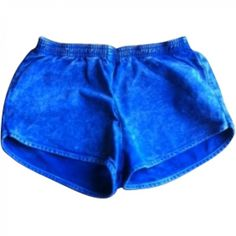 Pre-owned AMERICAN APPAREL DENIM SHORTS ($43) ❤ liked on Polyvore