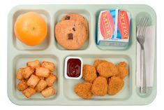 Rate These School Lunches And We'll Reveal What You Should Study In College