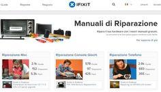 IFIXIT: Riparazioni fai-da-te per Smartphone, Tablet, PC, Mac ( clicca l'immagine x leggere il post )