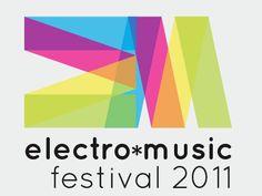 Electro-Music Festival / Molly McManus Music Festival Logos, Electro Music, Edm, Logo Design, Events