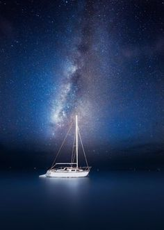 Sailing through the Milky Way