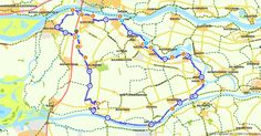 Werkendam (Noord-Brabant, Nederland) | Fietsroute 142628 | 56,80 km | Dijken van Altena | Fietsen in Werkendam | https://www.route.nl/fietsroute/142628/dijken-van-altena. Elke dag nieuwe routes!