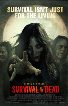 Survival of the Dead (2009) USA / Can. D: George A. Romero. (2/10) 14/03/14