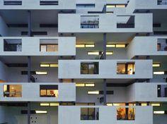 HABITATGES ATERRASSATS ZURICH- Gmür & Steib Architekten AG 2006