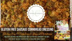 Gluten Free Sausage Cornbread Dressing