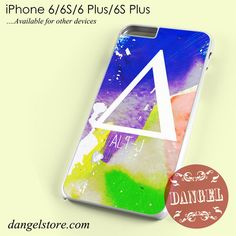 Alt-J Music Band Phone case for iPhone 6/6s/6 Plus/6S plus