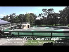 World Record - Greatest distance on a single battery with a Radio Controlled (RC) car