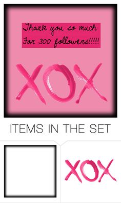 """""""300 followers?!"""" by imagines-for-5sos ❤ liked on Polyvore featuring art"""
