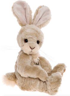 Bianca Charlie Bears Collectable Bunny Rabbit