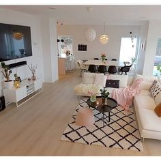 41 Stylish and Most Popular Living Room Design Ideas for 2019 Part ; Living Room Theaters, Home Living Room, Living Room Decor, Interior Design Living Room Warm, Living Room Designs, Interior Livingroom, Room Interior, Modern Apartment Decor, House Design
