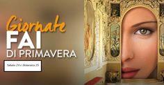 26^ edizione Giornate FAI di Primavera, sabato 24 e domenica 25 marzo 2018 - Apertura eccezionale di oltre 1000 luoghi in tutta Italia  - http://www.ilcirotano.it/2018/03/21/26-edizione-giornate-fai-di-primavera-sabato-24-e-domenica-25-marzo-2018/