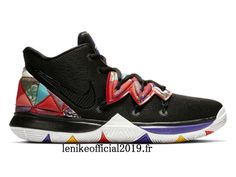 Nike Kyrie 5 GS Chinese New Year AQ2456-010 Chaussure de Basketball Pas Cher Pour Homme