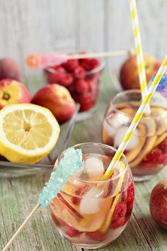 Gyümölcsös jegestea recept