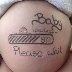 """Belly Painting"" Diseños Para Barriguita Embarazadas - parasubebe"