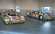 Jim BusbyRacing 1988 Porsche 962