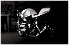 1984 BMW K100 - BSKSpeedWorks - Pipeburn - Purveyors of Classic Motorcycles, Cafe Racers & Custom motorbikes