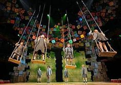 Matilda the musical 'when I grow up' so good I think half the people at the theatre cried at this bit!