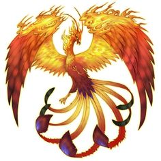 They're Phoenix Bird paintings. Phoenix, the bird of fire is a mythical bird that never dies, and flies far ahead always scanning the landscape… Image Phoenix, Phoenix Images, Phoenix Art, Phoenix Animal, Phoenix Legend, Phoenix Wings, Dark Phoenix, Bird Drawings, Animal Drawings