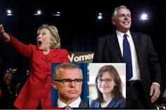The political organization of Virginia Gov. Terry McAuliffe, an influential Democrat with longstanding ties to Bill and Hillary Clinton, gave nearly $500,000 to the election campaign of the wife of an official at the Federal Bureau of Investigation who later helped oversee the investigation into Mrs. Clinton's e use.