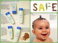 Arbonne is dedicated to #pure, #safe & #beneficial products. Why would you choose anything else for your child? www.hgtg.myarbonne.com.au www.facebook.com/healthyglowtogo
