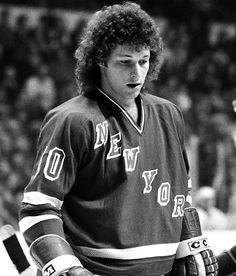 Ron Duguay  Hockey hair