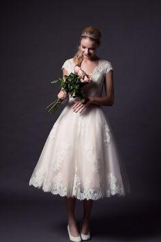Rita Mae - 36 of the best retro wedding dresses