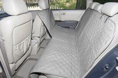 Furhaven Pet 75501017 Back Gray Ultrasonic Quilted Car Seat Covers >>> You can get more details by clicking on the image. (This is an affiliate link and I receive a commission for the sales)