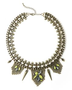 Armour Mesh Collar - JewelMint